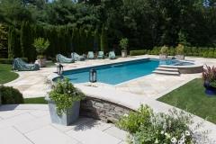 Backyard Pool Construction Service