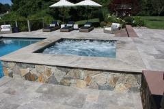 Outdoor Pool Installation