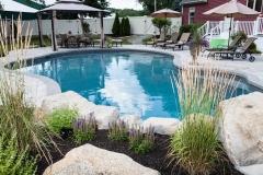 Custom Pool Construction Service