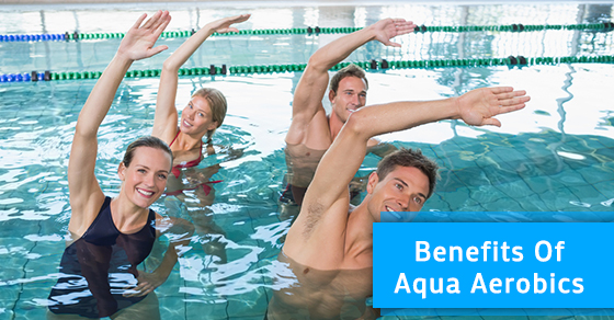 Benefits Of Aqua Aerobics