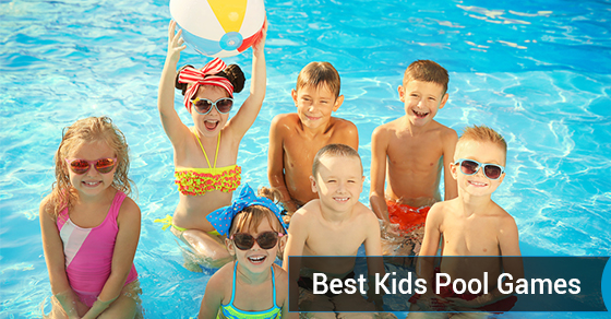 Fun Pool Games For Kids