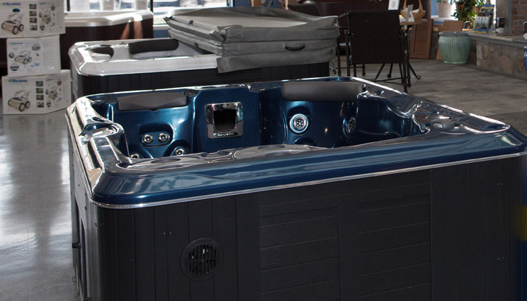 Therapeutic Spa Hot Tubs Designs & Installation