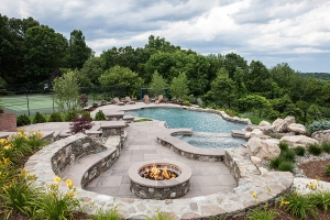 Swimming Pool Design & Installation Services