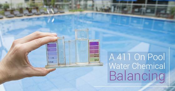 A 411 On Pool Water Chemical Balancing