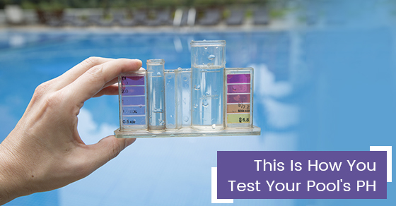 This Is How You Test Your Pool's PH