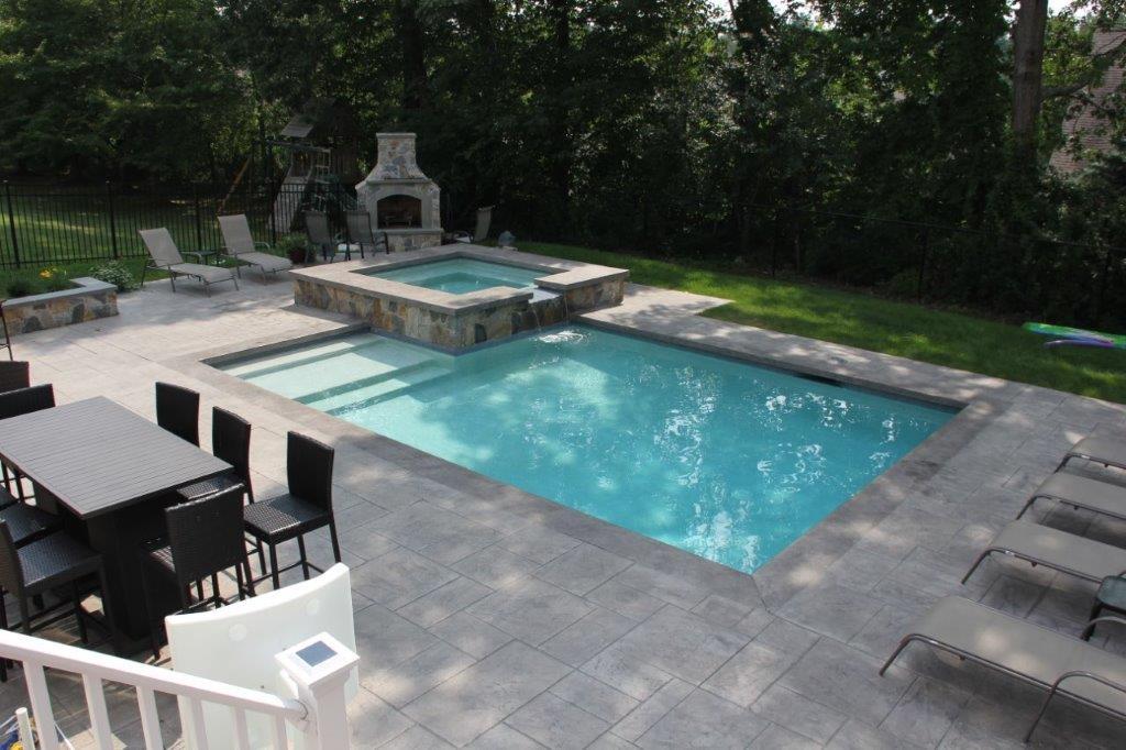 Pool Design & Installation   Ferrari Pools
